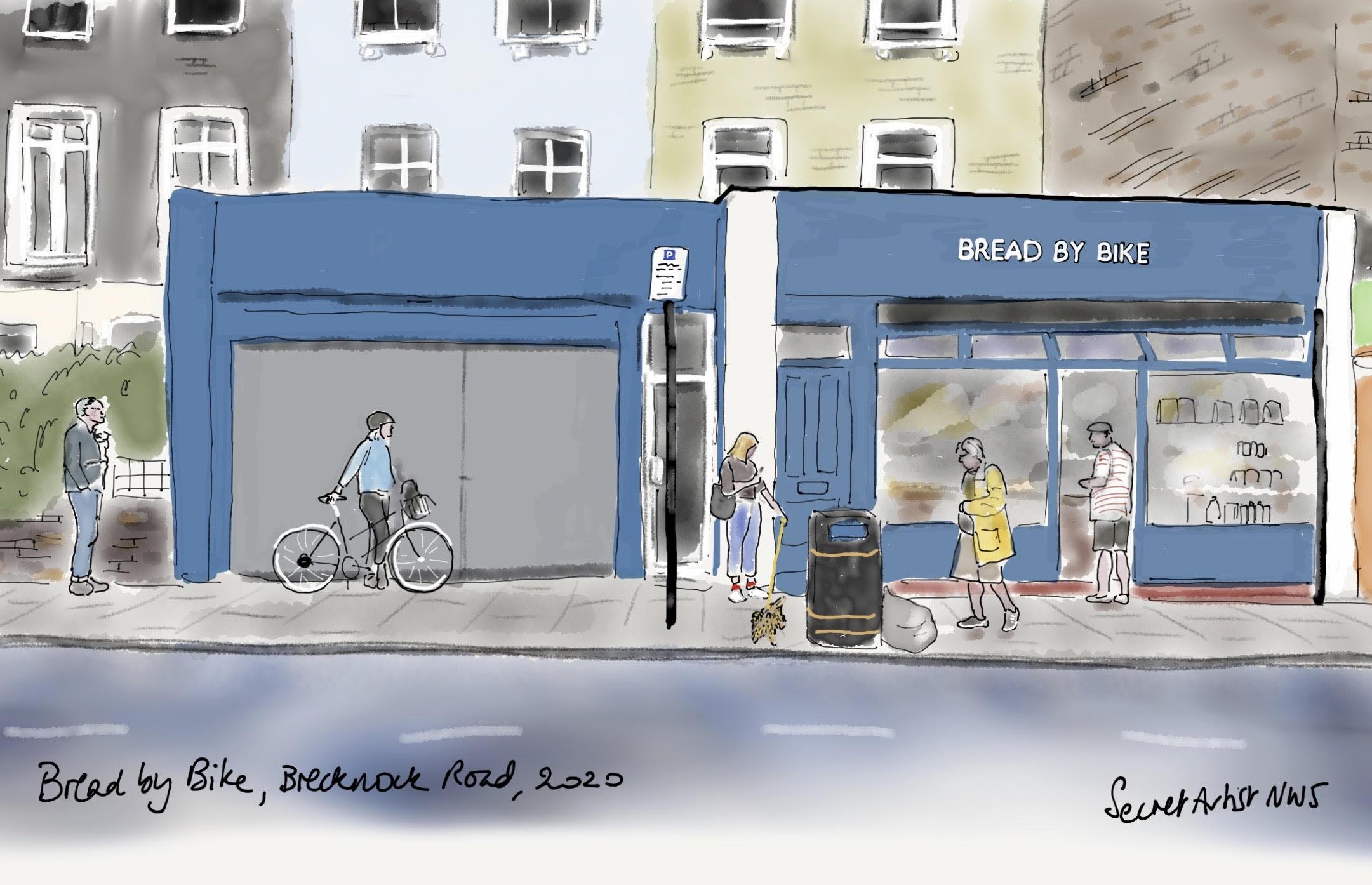 Bread by Bike 2020