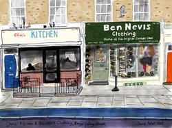 Ben Nevis & Chris' Kitchen