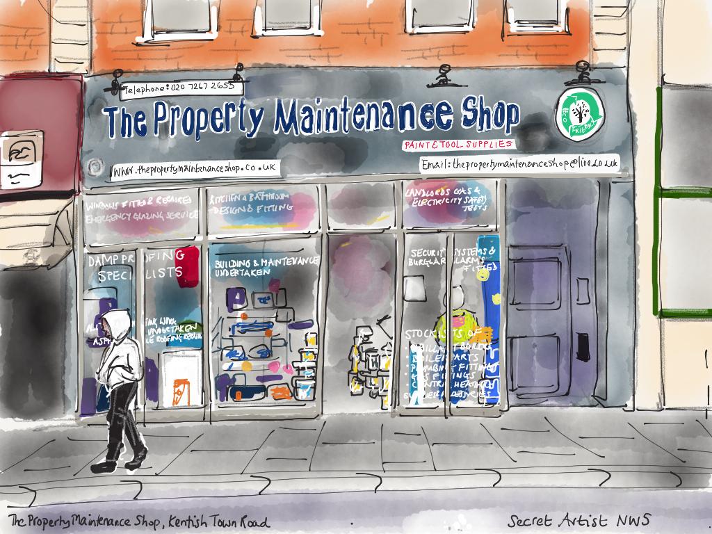 The Property Maintenance Shop