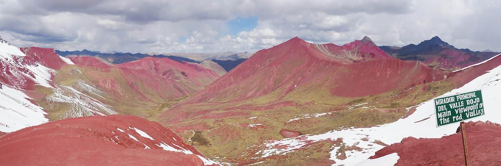 Red Valley, Peru