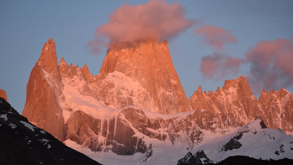 The Prequel to the Huemel Circuit: The Hike to Mt. Fitz Roy in El Chalten, Argentina