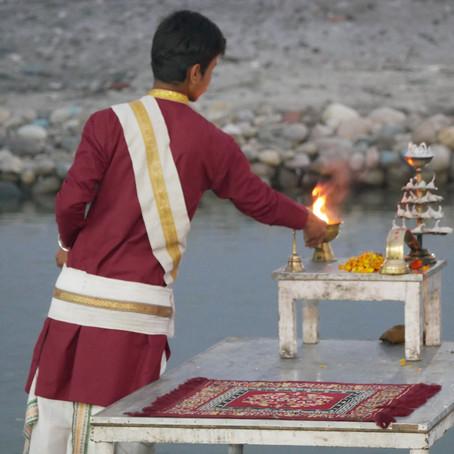 8 Days at an Authentic Yoga Ashram in Rishikesh, India