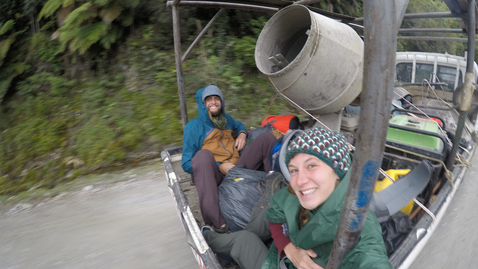 Hitchhiking in Patagonia Part 2: Hitchhiking is the BEST way to travel here.