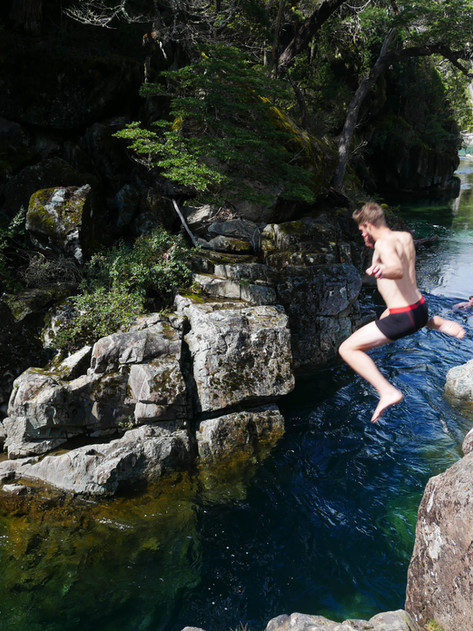 Hitchhiking through Patagonia Part 1: The First 2 Weeks