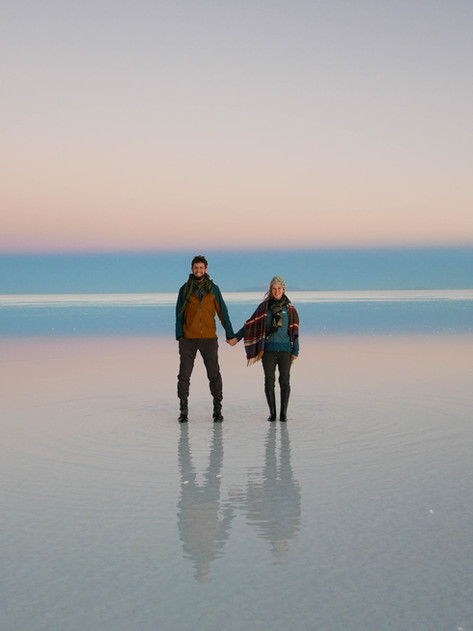 Salar de Uyuni - to Another Galaxy and Beyond