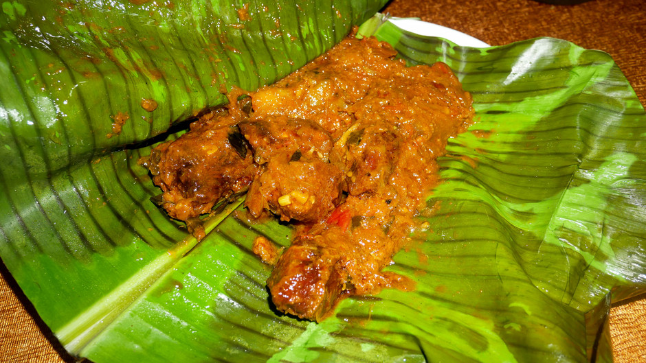 A Traditional South Indian Cooking Class