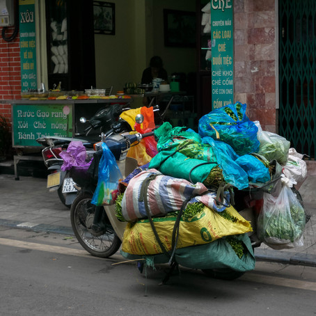To Motorcycle, or To Not Motorcycle - Vietnam