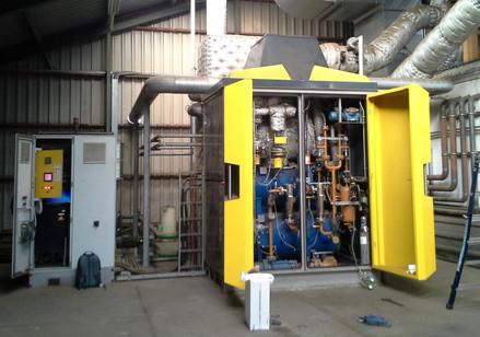 CHP Electricity Generator