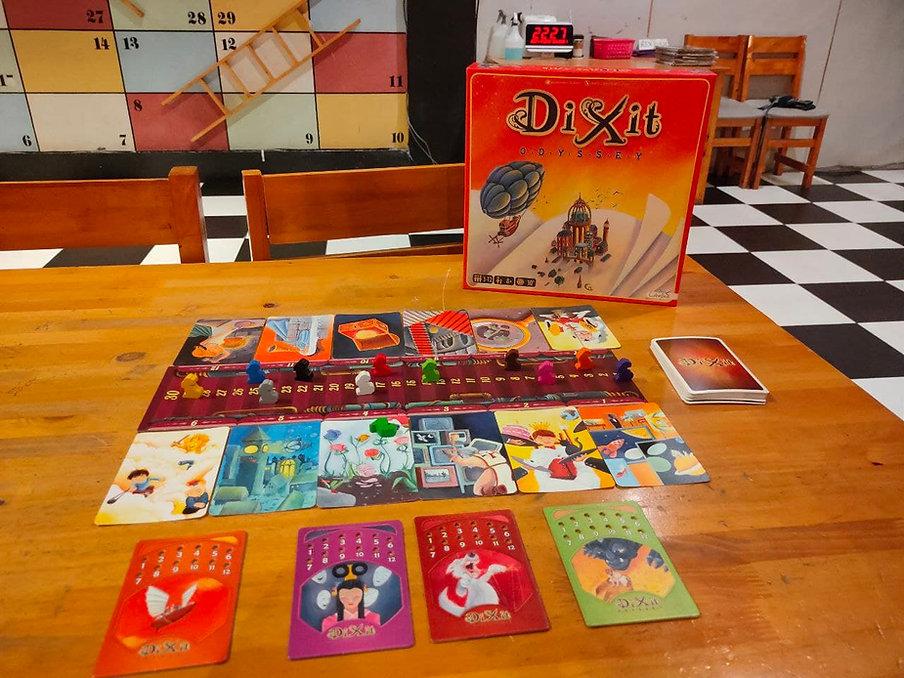 Dixit _ Odyssey