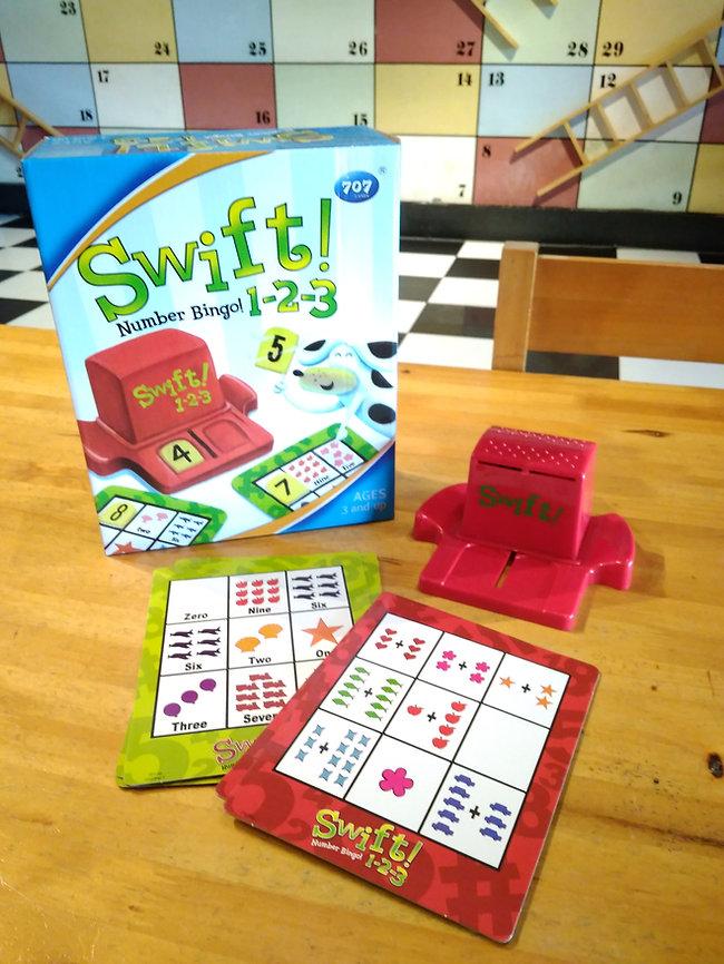 Swift!