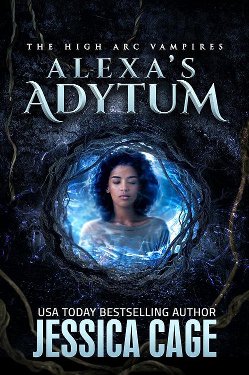 Alexa's Adytum-Damaged / Misprinted