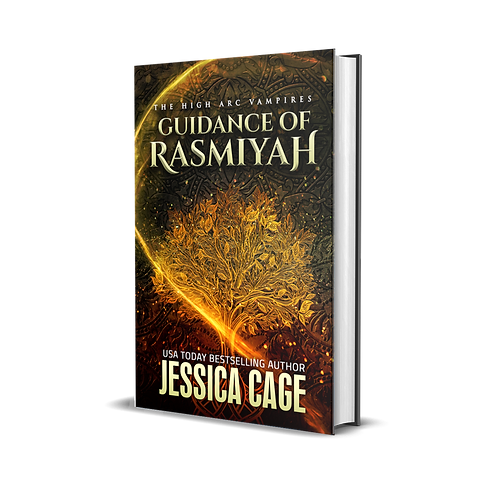 Guidance of Rasmiyah, The High Arc Vampires book 2