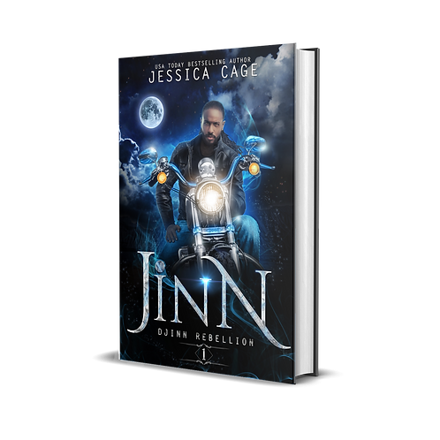 Jinn - Signed Paperback