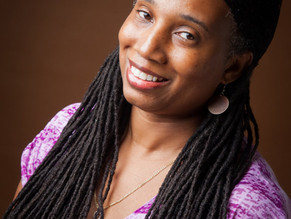 Celebrating POC Authors in Fantasy: Aziza Sphinx