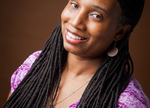 Celebrating POC Authors in Fantasy: Aziza Sphinx