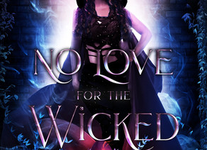 No Love for the Wicked - My Birthday Release!