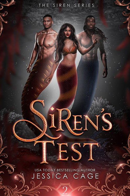 Sirens Test-Damaged / Misprinted