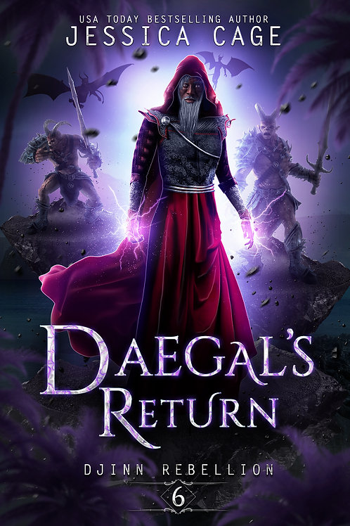 Daegal's Return -Damaged / Misprinted