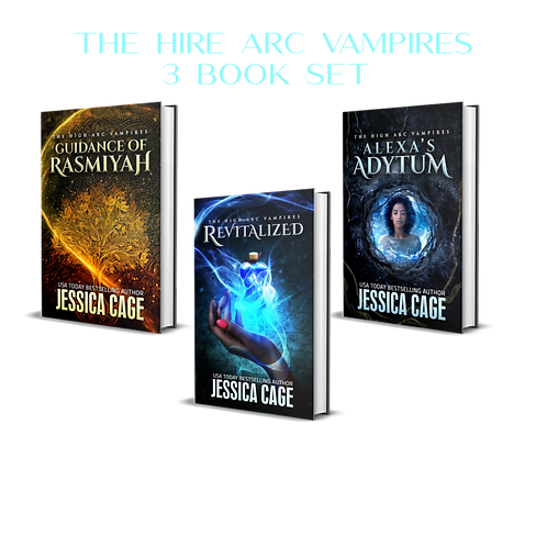 The High Arc Vampires books 1-3