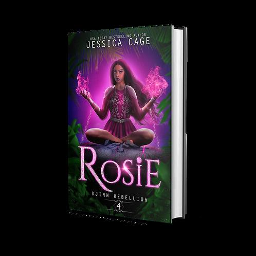 Rosie - Djinn Rebellion book 4  - Signed Copy
