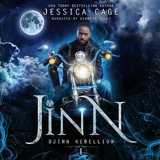 djinn rebellion book 1 -- jinn - audiobo
