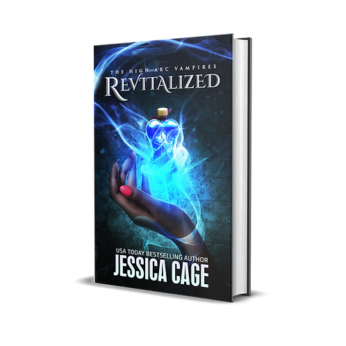 Revitalized, The High Arc Vampires book 1