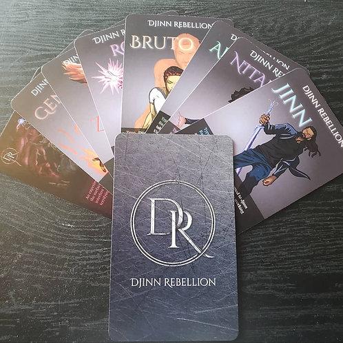 Djinn Rebellion Deck 1