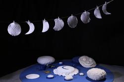 La rondeur de la lune