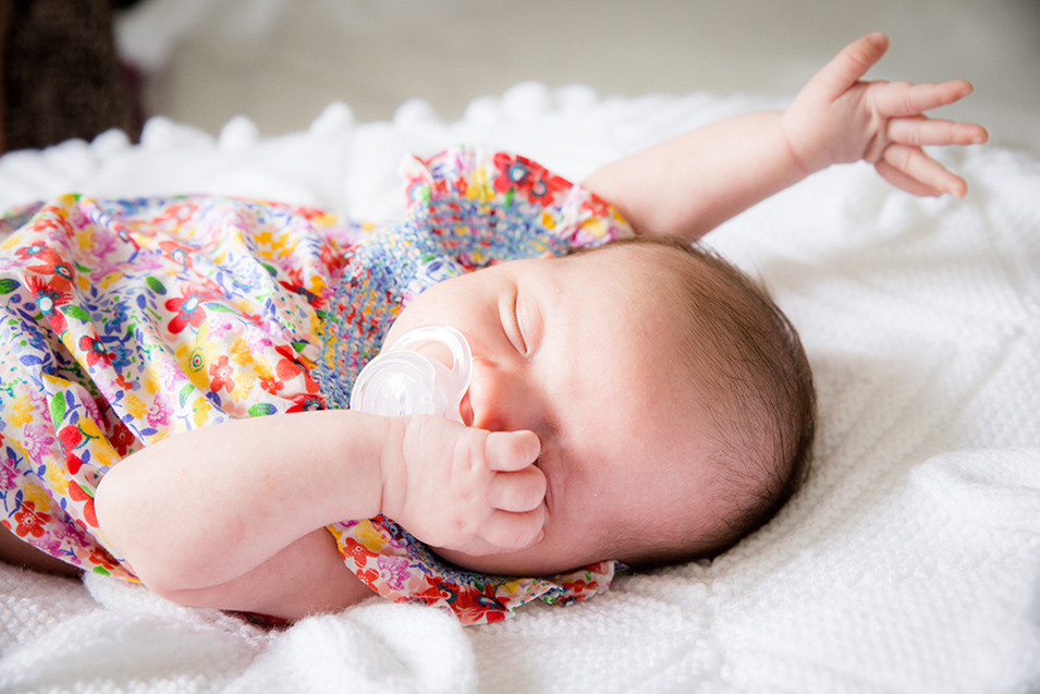 Newborn and baby photography by Tammy Leach