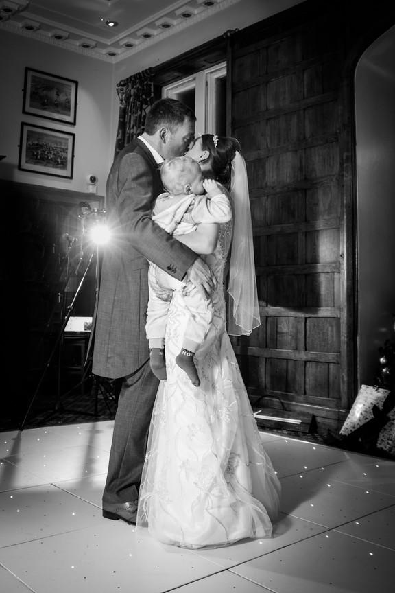 Wedding photography by Tammy Leach