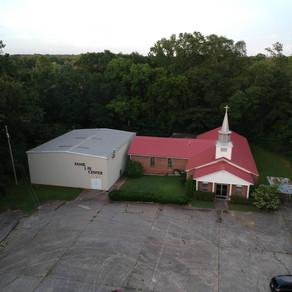 New Church Pics: Before Renovation