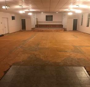Renovation Update