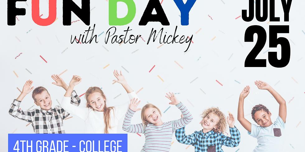 Pastor Fun Day