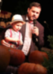 Comedian Mickey Bell performs every Labor Day Weekend at the ranch of Ms. Loretta Lynn.
