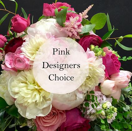 Designer's Choice - Pink Colors