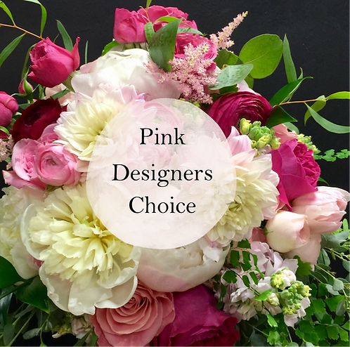 Designer's Choice - Pink Colors