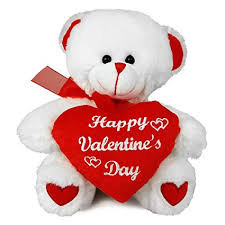 Valentine's Day Plush