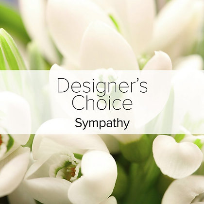 Designer's Choice Sympathy Arrangement
