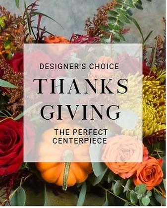 Custom Design - Thanksgiving Centerpiece