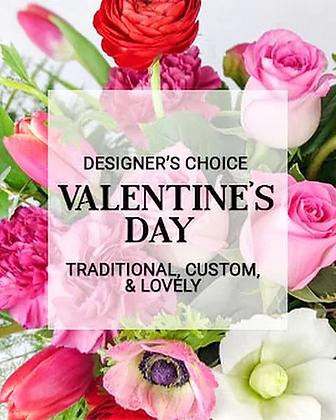 Valentine's Day -Custom Design