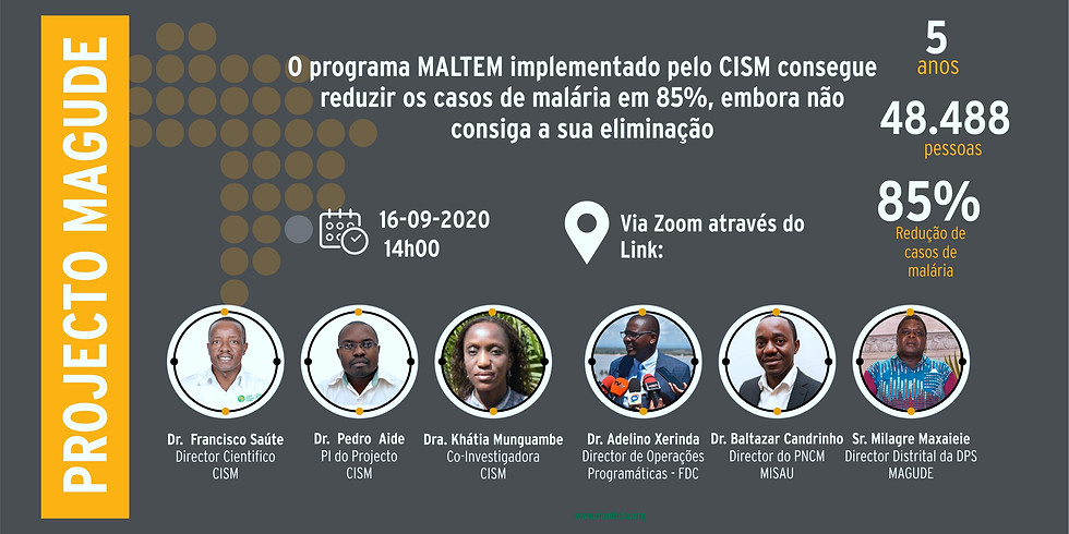 PROJECTO MAGUDE