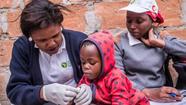 Em Nampula, CISM e parceiros, administram tratamento contra malária à crianças