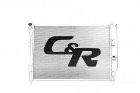 05-12 Chevrolet C6 Corvette Base OE Fit 36MM Single Row W/ 7 Plate Transmission