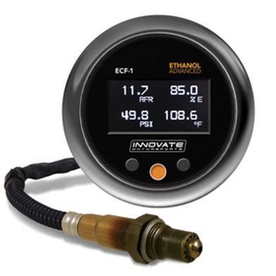 Innovate - ECF-1 Ethanol Content & Air/Fuel Ratio Gauge w. Sensor