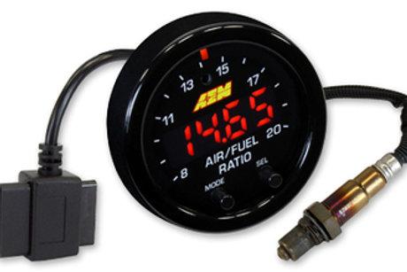 AEM - X Series OBDII Wideband UEGO Controller Gauge