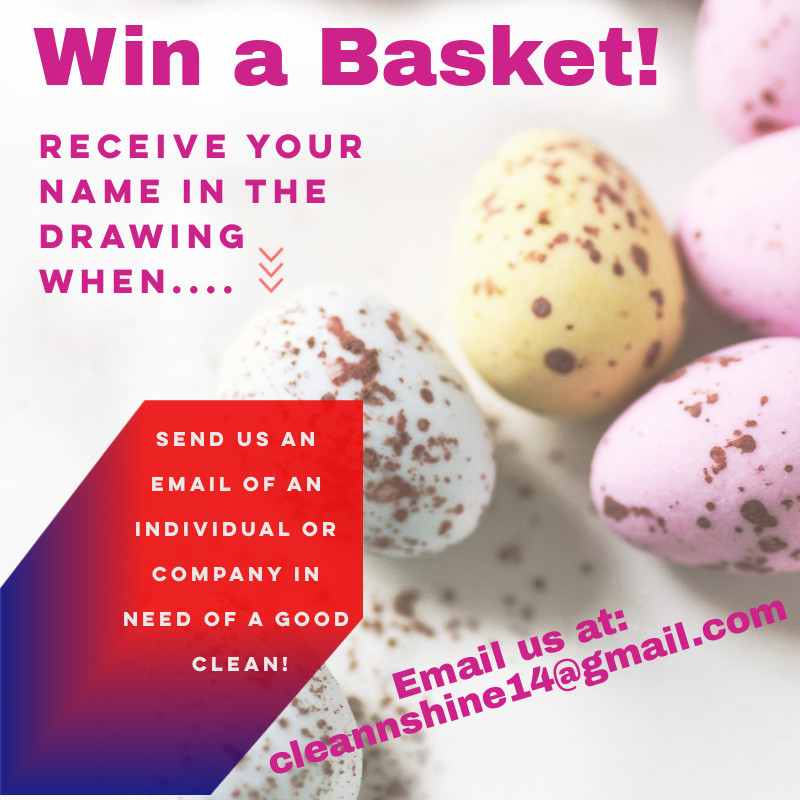 Pictures of Easter basket coming soon....