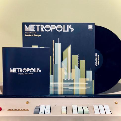 Broken Lamps - Metropolis