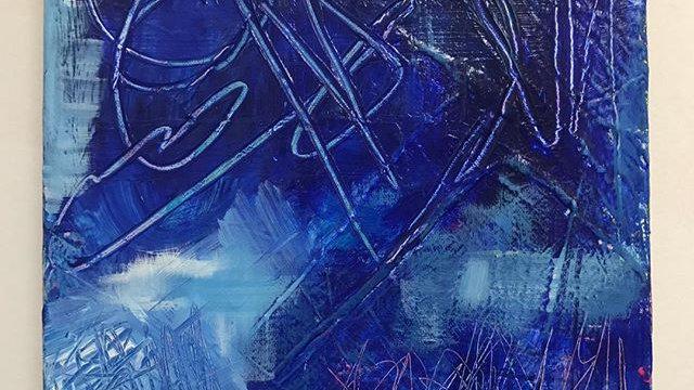 Blue Parcel