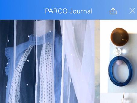 PARCO ジャーナル掲載