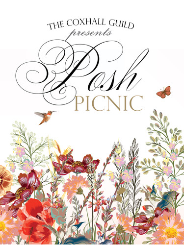 Posh Picnic Poster